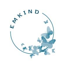 emkind logo blauw
